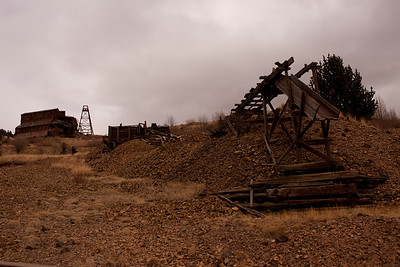 Historic Victor Gold Mine