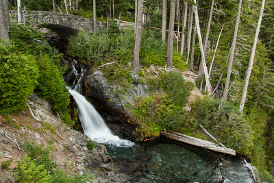 Narada Falls, Mount Rainier National Park, Washington