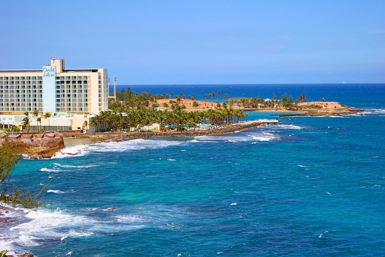 Beautiful San Juan Puerto Rico.