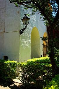 Doorway @ Alcazar Palace, Seville, Spain.