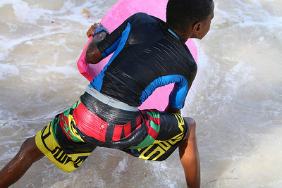 The Boogie Boarder