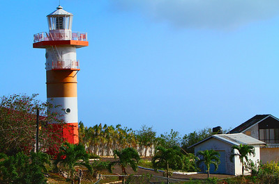 The Lighthouse at Lover's Leap - St. Elizabeth, Jamaica.