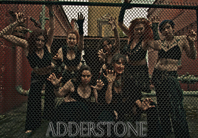 Adderstone, Juliet, Carolyn, Ly, Betty Fish, Sibyl, April