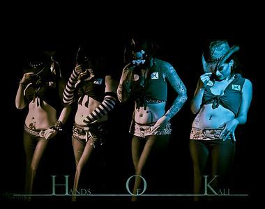 Hands of Kali, Deidra, kendra, Seraphina, Beth ann