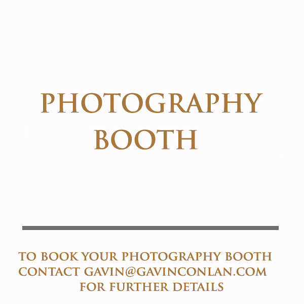 Photography Booth by gavin conlan photography Ltd