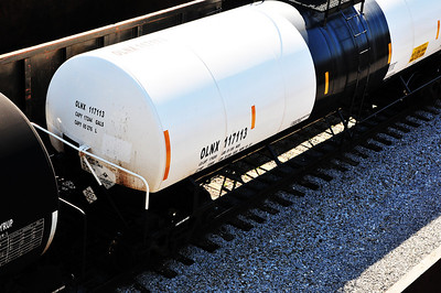 Chlorine tanker. Edited.