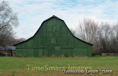 Tennessee Green Barn
