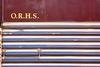 O.R.H.S., Passenger Rail Car Detail, 2011.
