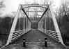 Station Road Bridge, Cuyahoga Valley National Park, December 2009.