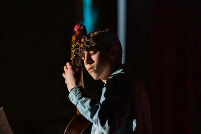 A Musician's Focus