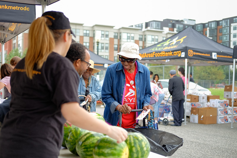 Capital Area Food Bank – D.C. Community Marketplace 2018
