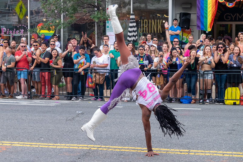Washington D.C. Pride Parade 2018