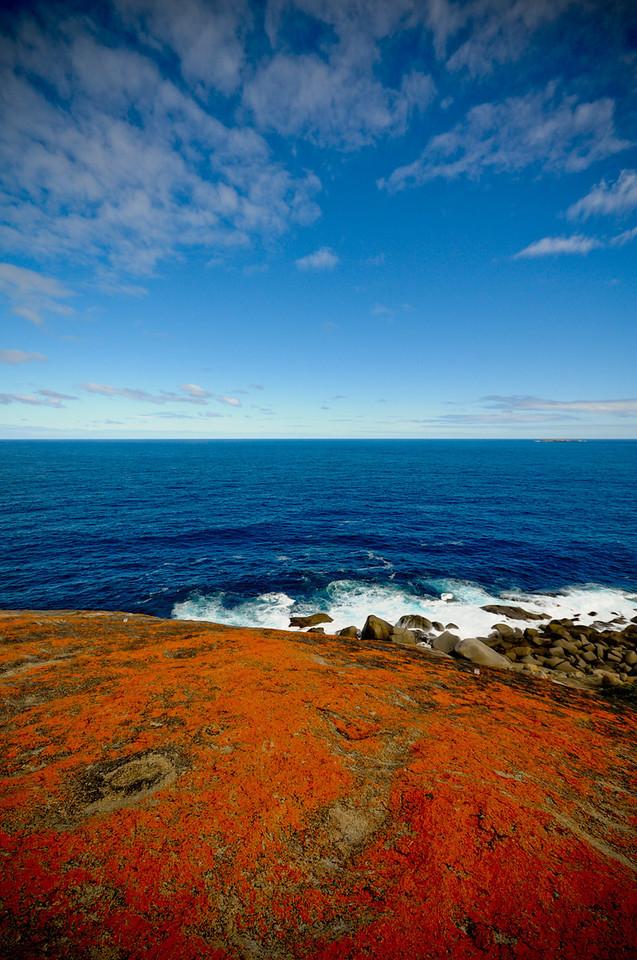 Earth, Sea, Sky - Remarkable Rocks, Kangaroo Island, South Australia