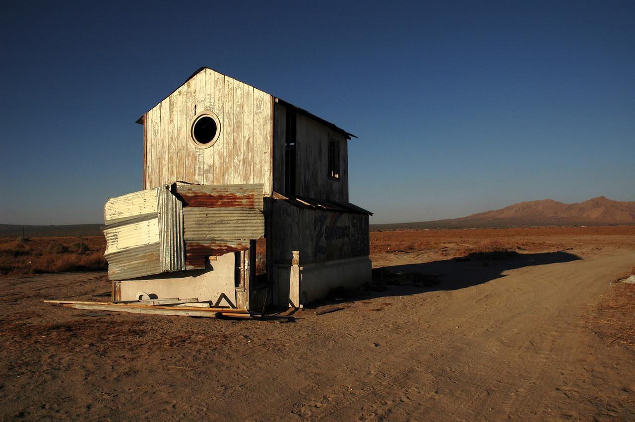 High Desert, Southern California