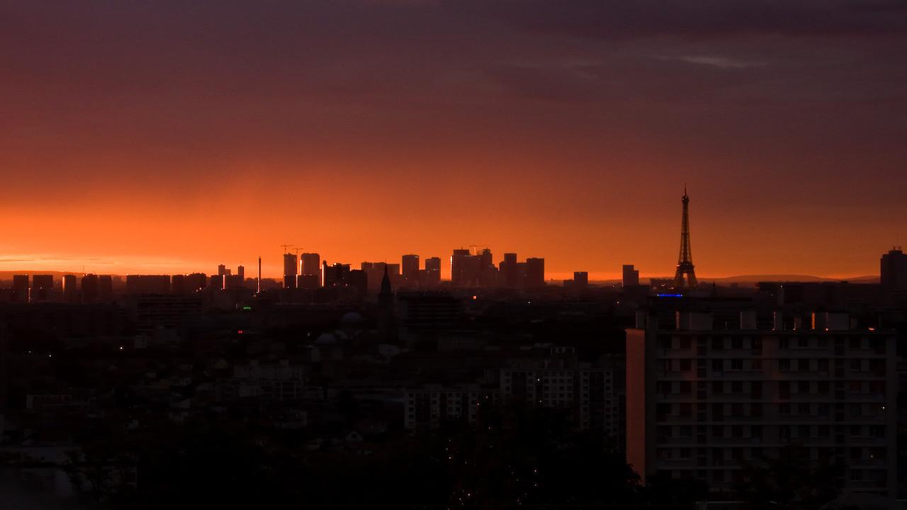 Southeast Paris, FR
