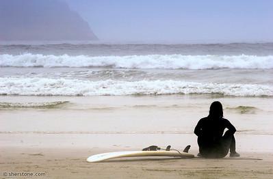wave waiting