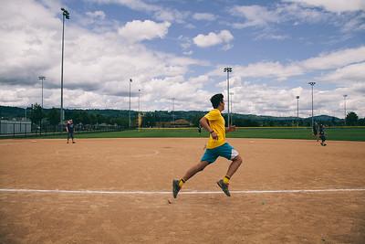 Playworks Corporate Kickball Fundraiser