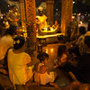 Worship at Ya Tep Shrine