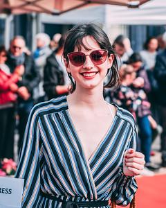 Défilé de mode à Rambouillet