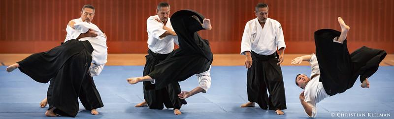 Shihan Nobuo Takase