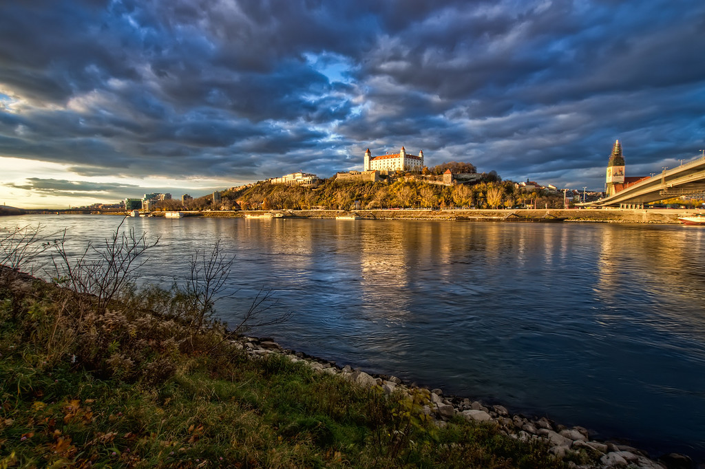 More from BratislavaAnother of of the Bratislava Castle.HDR from three shots, taken with Canon 450D with Sigma 10-20mm lens, from a tripod.
