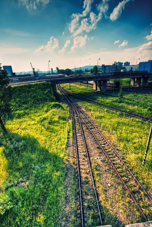 Rails tosomewhere