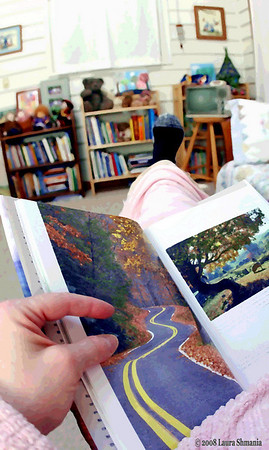 "3-2-08-- sunday feeling a bit under the weather- took the opportunity to study a collection of photos by north carolina's unofficial state photographer (for 7 decades) - hugh morton.  amazing book- ""hugh morton's north carolina""  ""if you are reminded that north carolina is a marvelous, interesting place, that will add immensely to the pleasure photography has given me.""   -- hugh morton  for more info on hugh morton <a href =""http://www.grandfather.com/press_room/HMM/HMM_coverstory.php "">click here</a>"