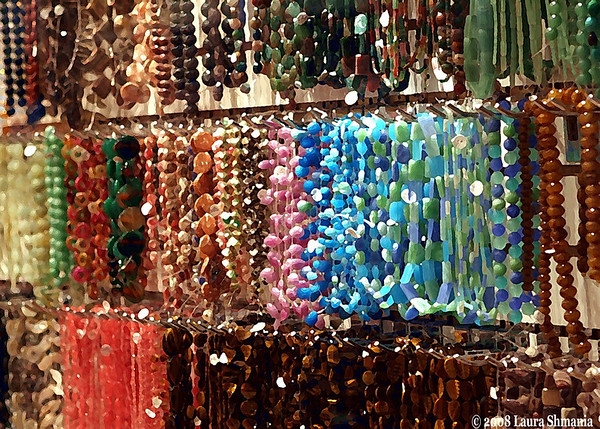 "2-22-08-- friday<br /> the local bead shop<br /> <br /> ""all life is an experiment. the more experiments you make the better.""<br /> <br /> -- ralph waldo emerson"