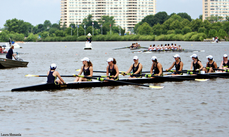 5-30-09-- saturday<br /> my daughter's crew team - smith college- made it to the ncaa rowing championships on the delaware river!  more photos to come...
