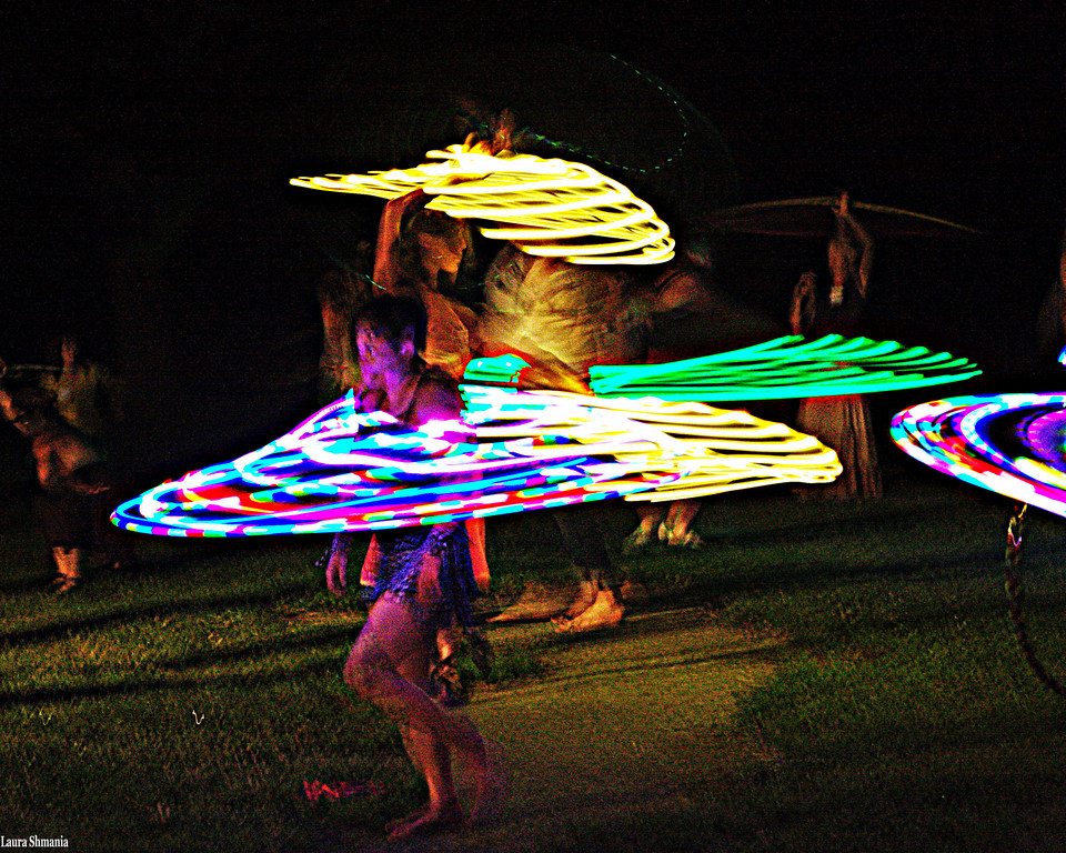 "6-17-09-- thursday hooping at  night with glow/led hoops  participating in a hooping workshop in carrboro- for more info <a href =""http://www.hooppath.com/cms/"">click here</a>    ""to turn, turn will be our delight till by turning and turning we come 'round right""  -- simple gifts, a shaker hymn"