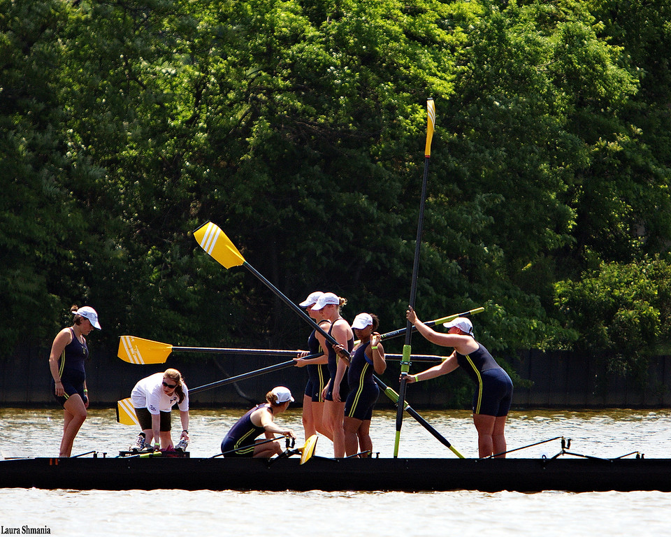 5-31-09-- sunday<br /> still catching up- another from the ncaa races with my daughter's crew team