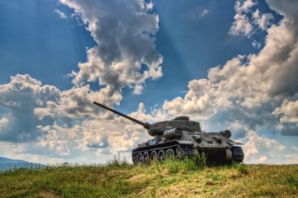 RussianT-34 Tank