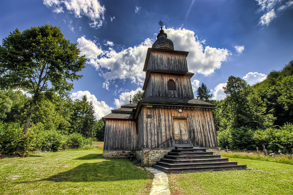 WoodenChurch