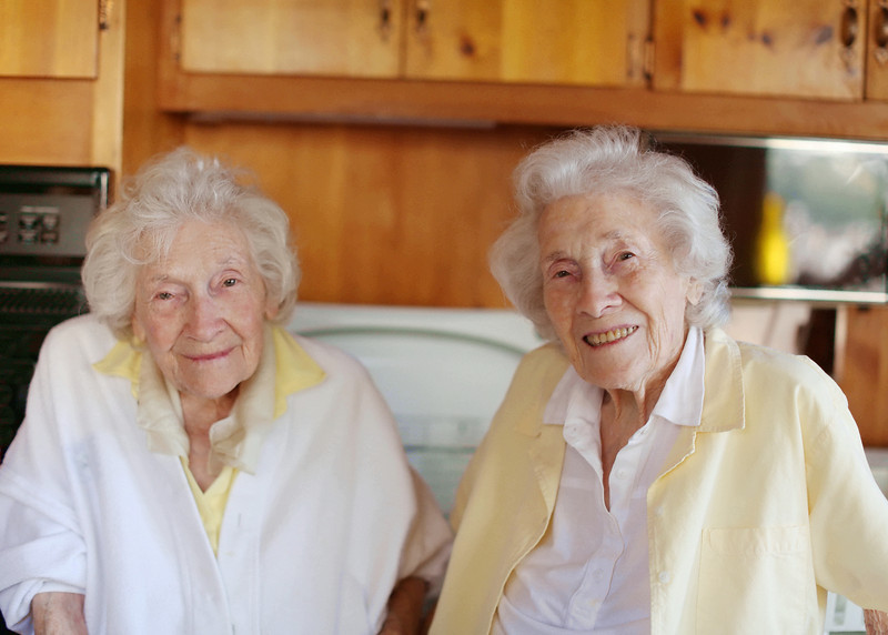 """Every April twin sisters, Bernice Wade and Barbara Stiles, open their garden on Gimghoul Road for all to enjoy. Hundreds of folks come, some annually, to take family photos in the beautiful blooms. They will celebrate their 99th birthday this Easter and are already planning their 100th birthday next year! Neighborhood children planted the tulip bulbs in the fall that are now blooming. If you are anywhere nearby, now is the time to go! """"The Garden is Open!"""" Here' a link to a video from Our State Magazine several years ago:: <a href=""""http://www.ourstate.com/videos/twin-sisters-garden/"""">http://www.ourstate.com/videos/twin-sisters-garden/</a>"""