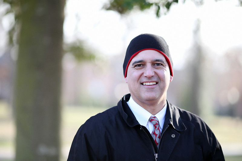 """Wishes really do come true and this gentleman helps to make it so. A student on campus """"received a wish more than 10 years ago and is graduating this spring."""" He was """"doing a 10-minute interview, catching up with life after receiving the wish."""" He works for Make-A-Wish: they grant about 190 wishes per year. More info here:: <a href=""""http://eastnc.wish.org/"""">http://eastnc.wish.org/</a>"""