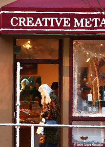 100 Block of Franklin Street Creative Metalsmiths Since 1978    http://www.creativemetalsmiths.com/