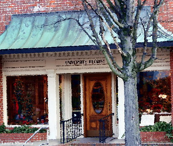 100 block of East Franklin Street  CH's dedicated retailers make our town distinctive.  This is just a sampling of the  wonderfully distinctive  independently owned businesses  in downtown Chapel Hill.   Universtiy Florist Since 1946  http://www.universityflorist.com/