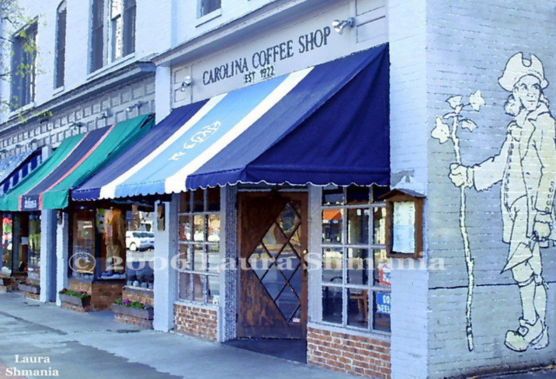 Carolina Coffee Shop, 138 East Franklin Street
