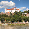<h2>Sunny day at the castle hill</h2> Just another view of the Bratislava castle.