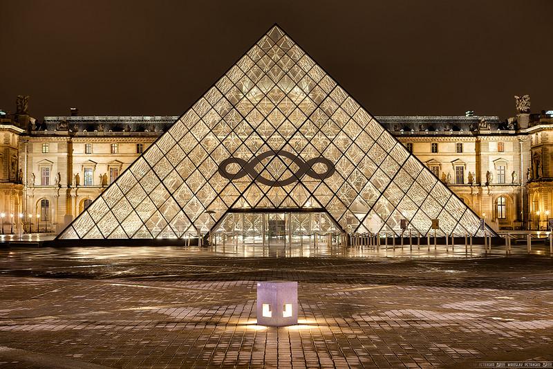 The Bronze pyramid