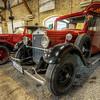 <h2>Skoda 430</h2> Another beautiful old car in the Transport Museum in Bratislava