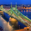 <h2>Liberty bridge</h2> This is one beautiful bridge. And during the right time, it's just stunning :)