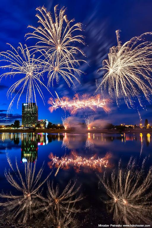 Even more fireworks