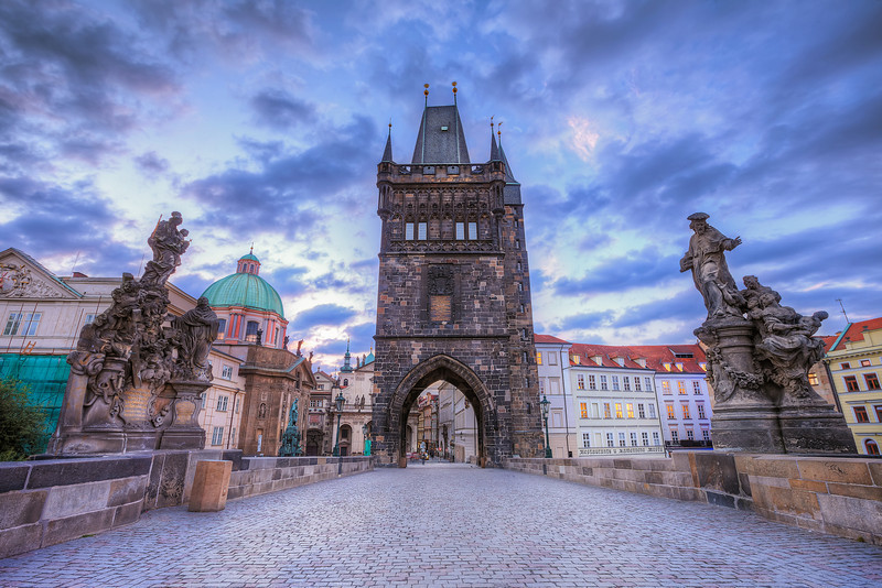 Charles Bridge tower Another one from the Charles Bridge.