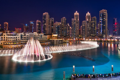 The Dubai Fountain