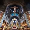 Westminster Cathedral in London