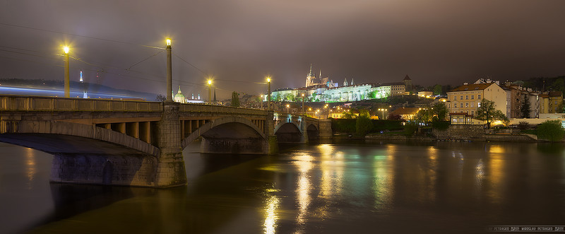 After the rain in Prague