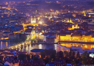 Prague center