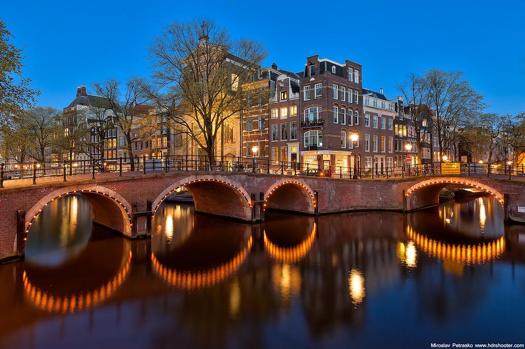 Late night Amsterdam