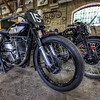 <h2>Number 15</h2> I took this photo two times. One at F2.8 and one at F9. I just wanted to see the difference. And in the end I wend with the one at F2.8. It blurred the background a little, which made the bikes stood up a little more.